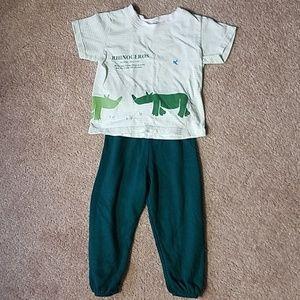 Baby Gap sweatpant set